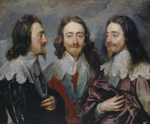 Van Dyck, Charles I, Royal Collection Trust