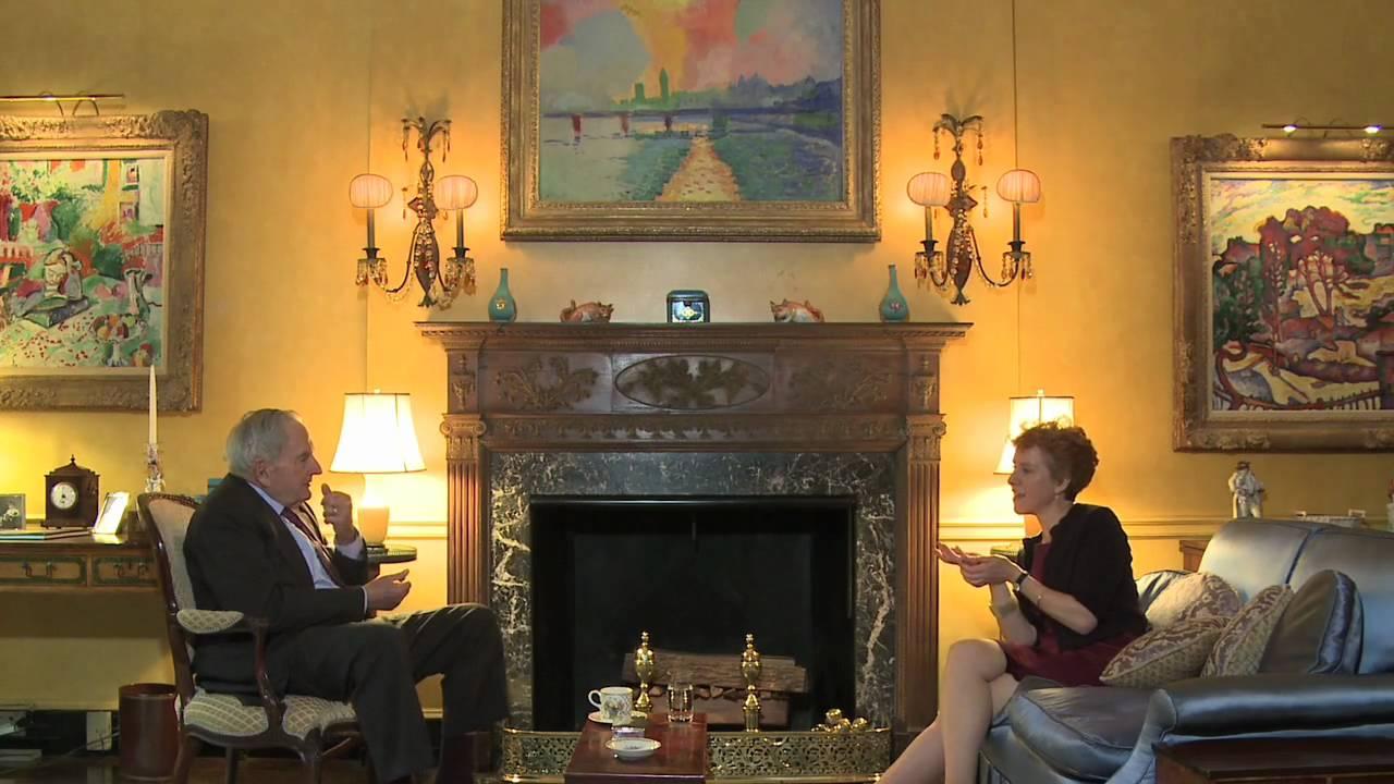 David Rockefeller 2009