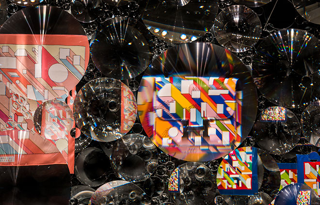 Hermes Haruka Kojin collaboration