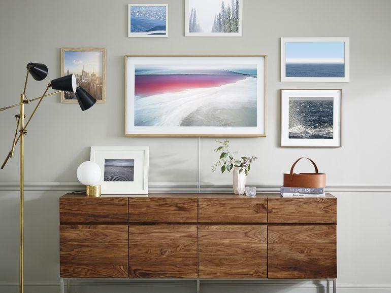 Télévision-tableau Samsung The Frame
