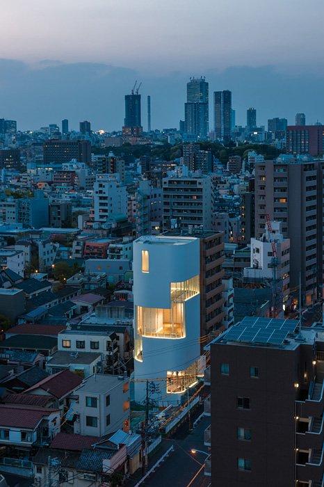 Yayoi Kusama Museum Tokyo