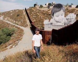 JR frontière Etats-Unis Mexique