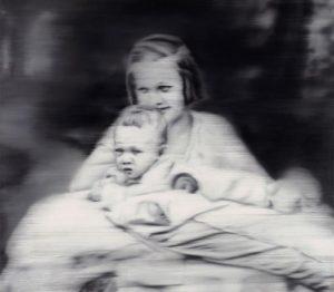 Gerhard Richter, Tante Marianne, 1961