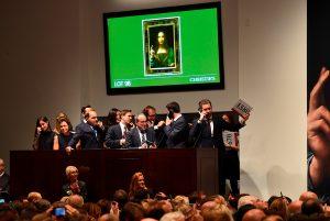 Da Vinci Christie's