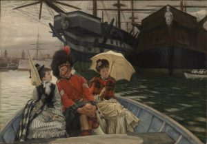 Impressionists in London Tissot