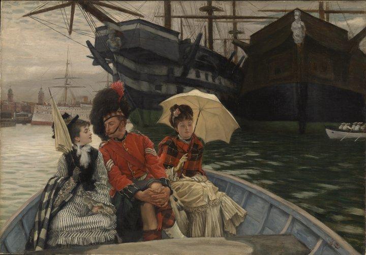 Impressionists in London Tissot