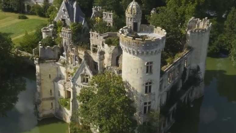 Château Mothe-Chandeniers