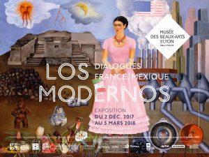 Los Modernos, Lyon
