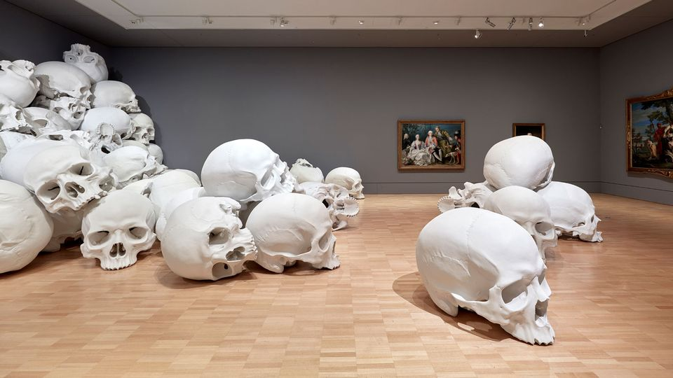 ron mueck sean fennessey