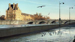 Louvre Crue Seine orsay