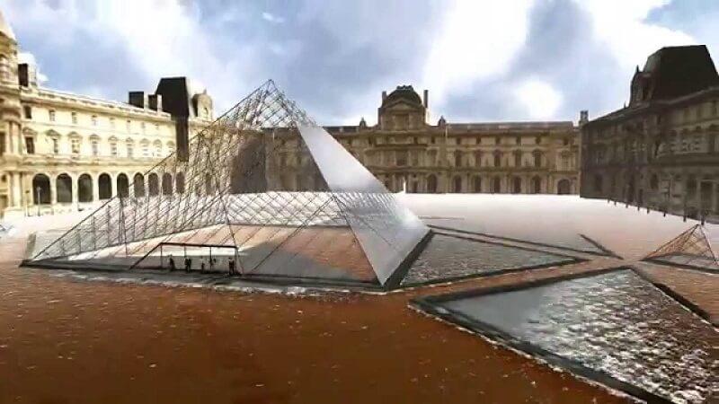 Crue Louvre