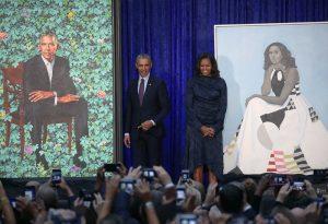 Obama portrait official