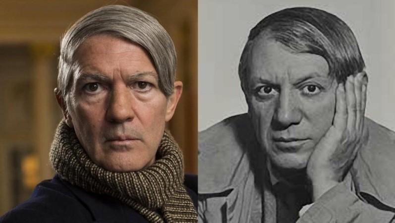 Antonio Banderas devient Picasso