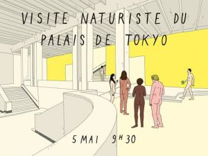 Palais de Tokyo Naturiste