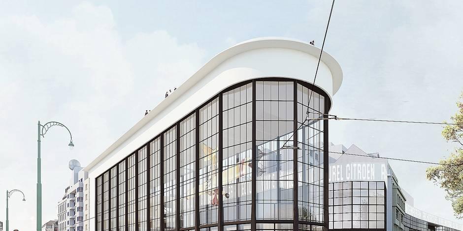 Kanal - Centre Pompidou Bruxelles