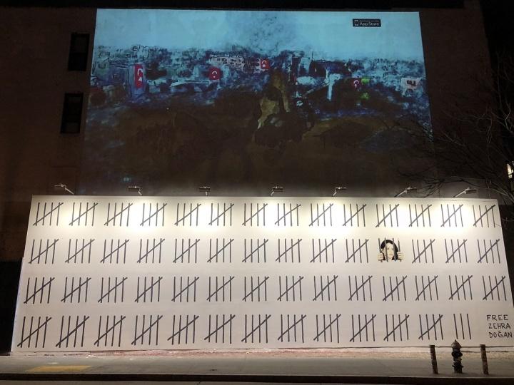 Banksy Dogan Kurde