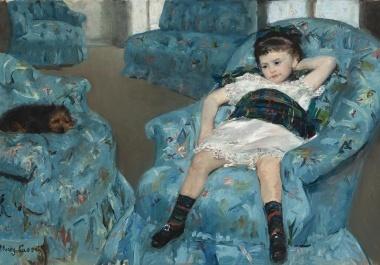 Mary Cassatt Jacquemart André