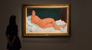 Modigliani Nu Sotheby's