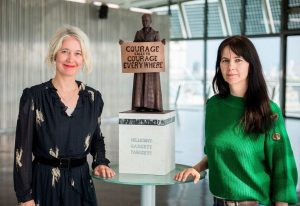 Millicent Fawcett Gillian Wearing London