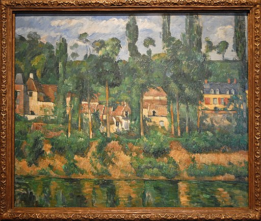 Cézanne Burrell Cantini Marseille