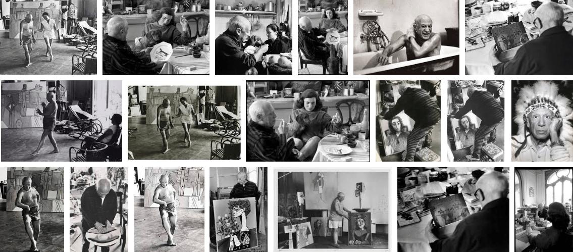 David Douglas Duncan Picasso