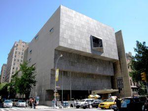 Whitney Museum Lichtenstein