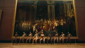 Beyoncé Jay-z Louvre