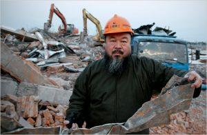 Ai Weiwei Studio Destruction