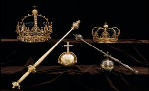Joyaux couronne Suède vol