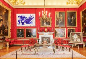 Yves Klein Blenheim Palace