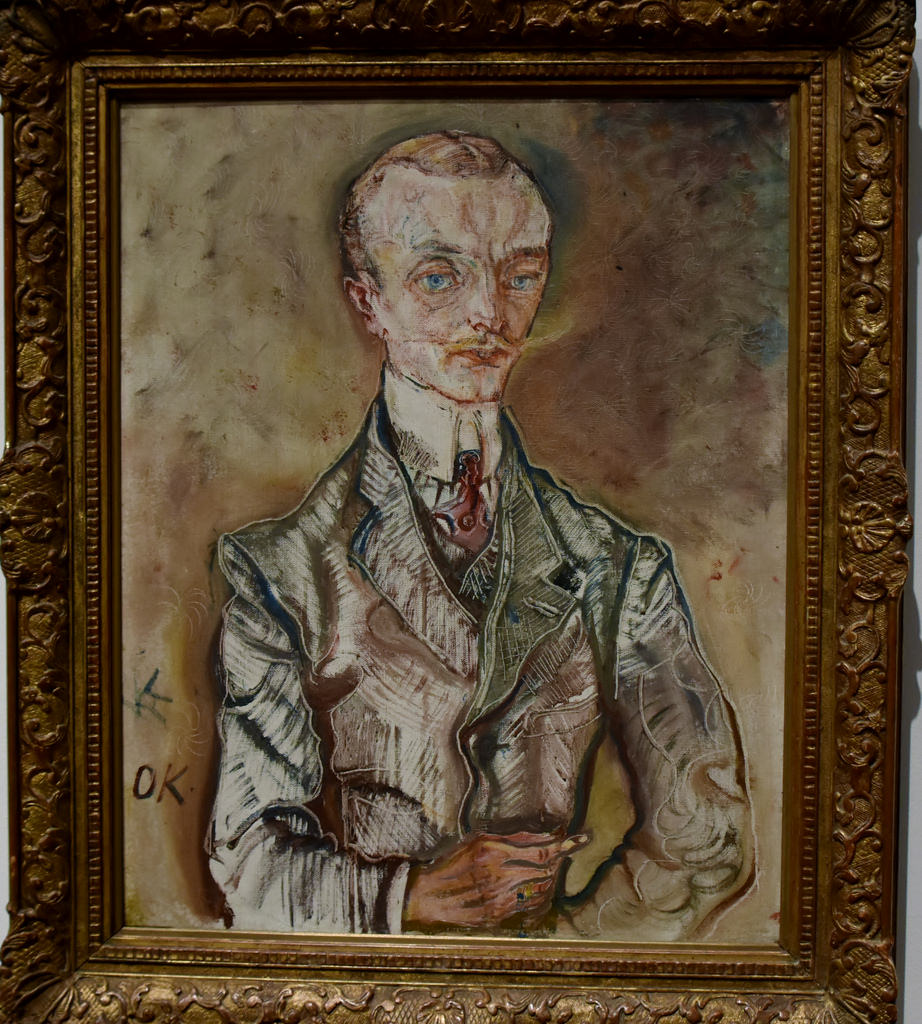 Kokoschka Sweden Restitution