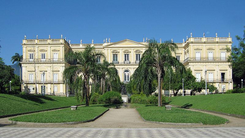 National Museum Brazil Rio Fire