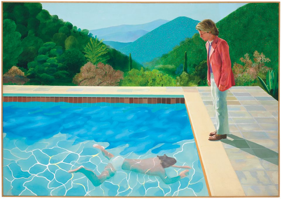 Hockney Christie's