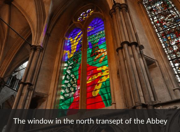 David Hockney Westminster Abbey