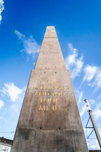 Documenta Kassel Monument Obelisk