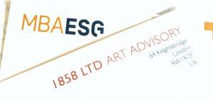 MBA ESG 1858 Ltd
