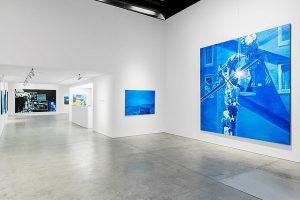 Monory Bleu
