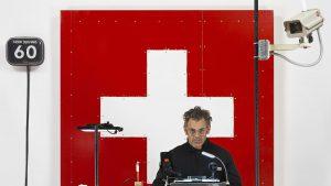 Tom Sachs Passeport Suisse