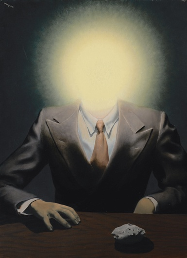 Magritte record Sotheby's Principe plaisir