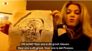 NOS Picasso Roumanie Berlin