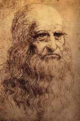 Borgonzoni Leonard de Vinci