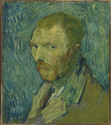 Van Gogh Autoportrait authentifié
