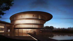 Tadao Ando's He Art Museum
