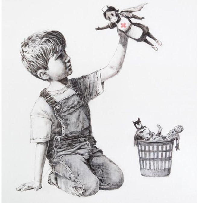 Banksy Southampton