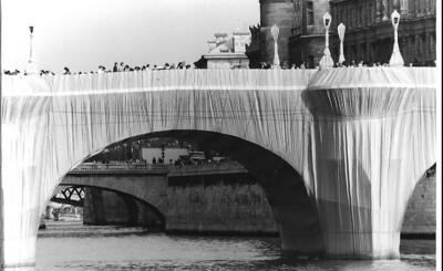 Christo, Le Pont Neuf